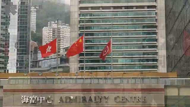 香港举办悼念活动,向疫情逝者志哀