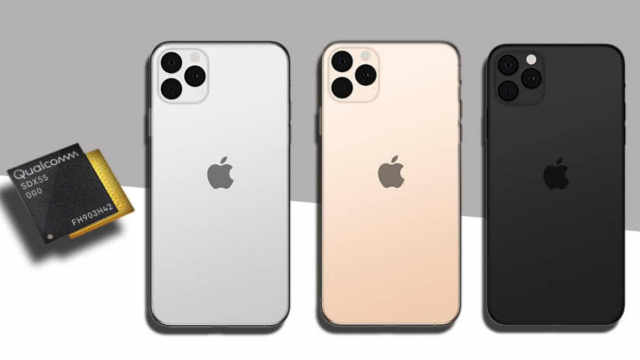 iPhone 12全系标配高通X55基带,特斯拉股价大涨逾7.5%