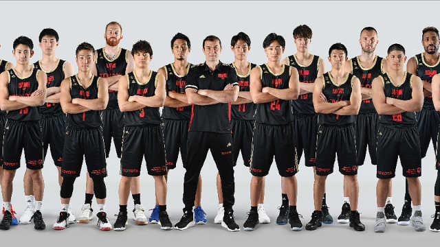 日本篮球队出现大规模感染:15名球员中11人确诊新冠