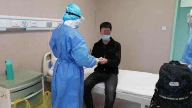 绥芬河首例输入无症状患者出院:21岁小伙,2次核酸检测阴性