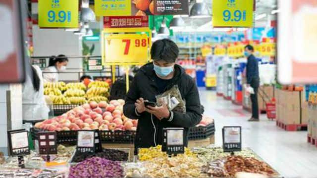 食品价格涨幅回落,3月CPI同比上涨4.3%