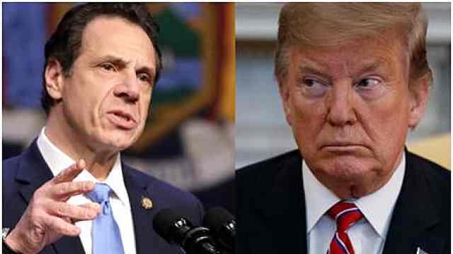 科普:美国总统与州长谁有权力解除隔离?