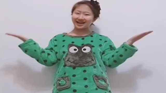 和丑小鸭姐姐动起来,学跳快乐舞蹈小鸭子