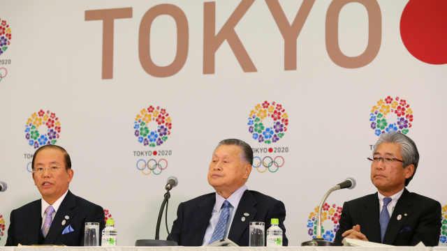 东京奥组委一名工作人员感染新冠病毒,工作场所消毒关闭