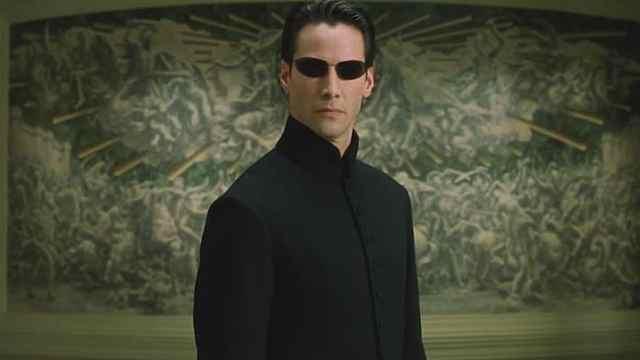 你的世界其实是虚幻的,颠覆世界观的电影《黑客帝国2》