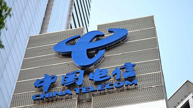 中国电信营业员的一天也是你们的一天,虽然忙碌,但很充实