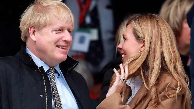 英国首相宣布儿子出生,未婚妻曾对孕期可能患新冠表示担忧