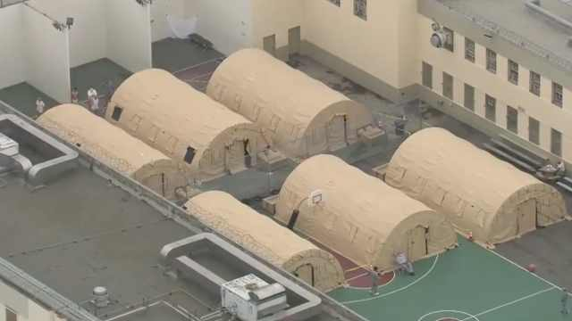 加州监狱400余囚犯感染,当局称担心全员检测导致确诊数提高