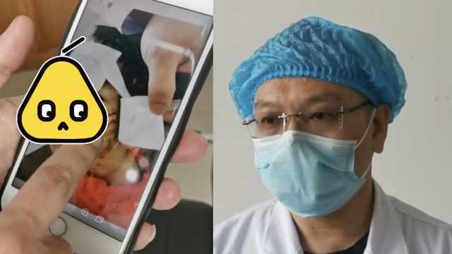 黑龙江虐童案第一个报警医生现身:非常内疚,不该放女童离开