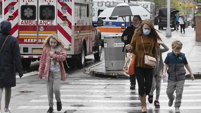 美国纽约州不明疾病致3儿童死亡,或与新冠病毒相关