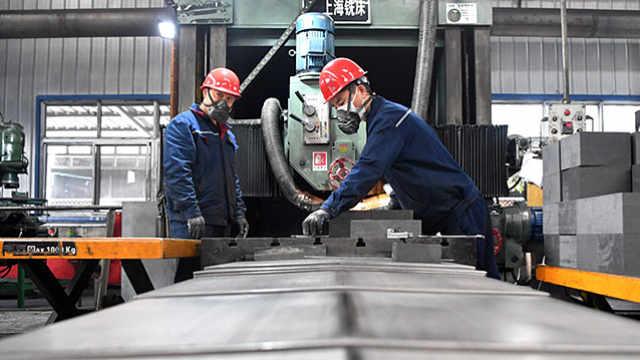 """4月制造业PMI为50.8%,两大关键指标守住""""荣枯线""""以上"""