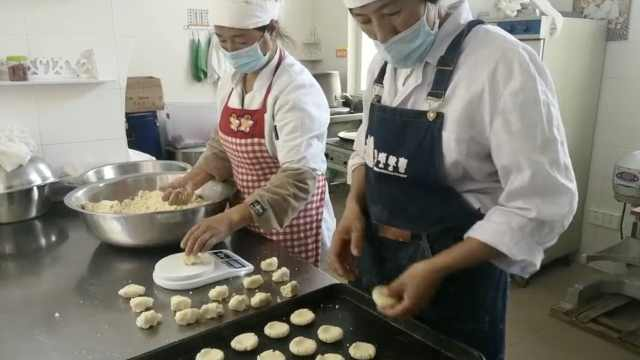 因疫情停工4个月,丽江一幼儿园开包子铺生产自救,日售70单