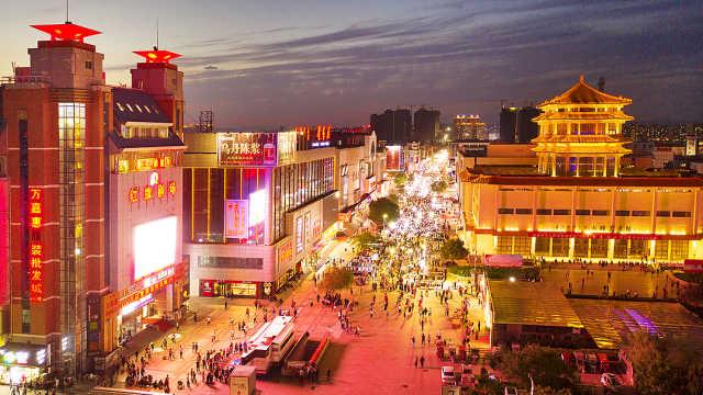 赤峰市红山区商贸服务业在改革创新中迈向高质量发展