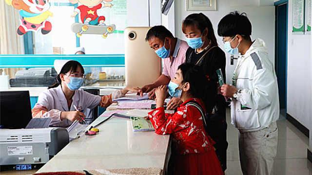 庆阳市全民健康保障信息平台实现全覆盖