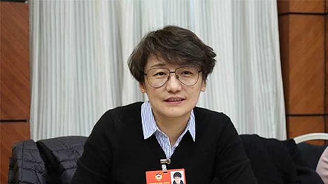 李莉娟:建议订单培养民族地区法律双语人才