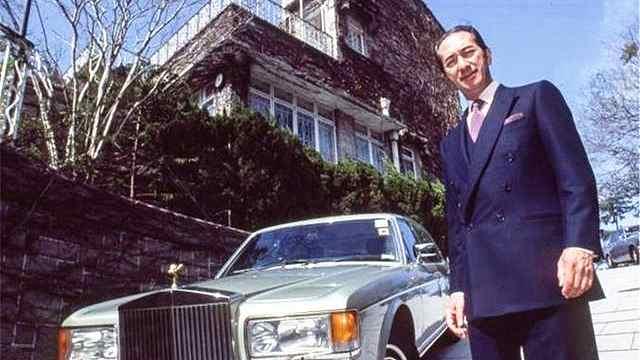 赌王生前珍爱的劳斯莱斯 到底多豪华