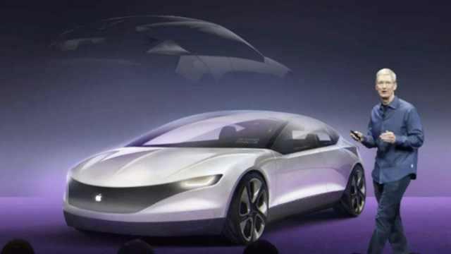 科技公司造车 苹果:深潜7年拿70项专利 就是不发