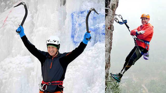 无腿登珠峰第一人:珠峰测量意义重大,让世界对中国刮目相看