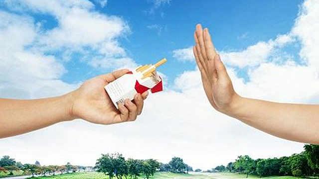 AI数看高中生吸烟率,职业学校控烟不乐观