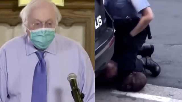 窒息性死亡!独立尸检报告反驳非裔男子死于自身潜在疾病
