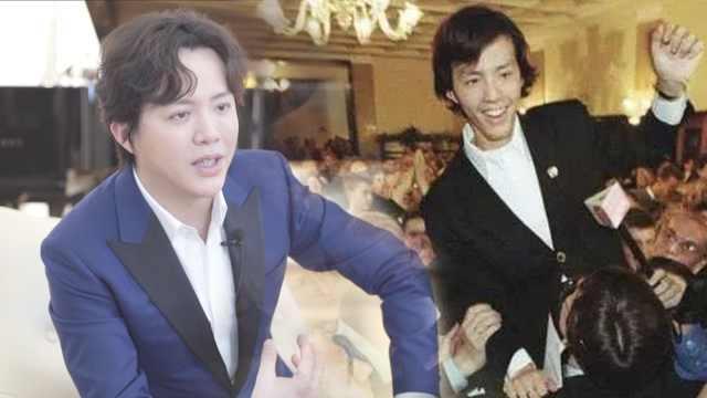 李云迪谈成名20年:如果没弹钢琴,现在可能是个