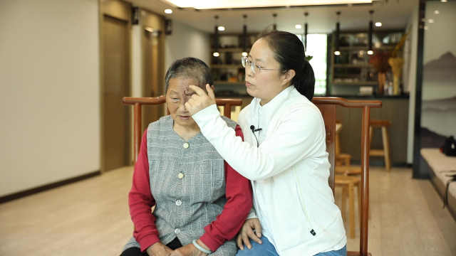 """深圳中医治愈湖南80岁老人""""带状疱疹"""""""