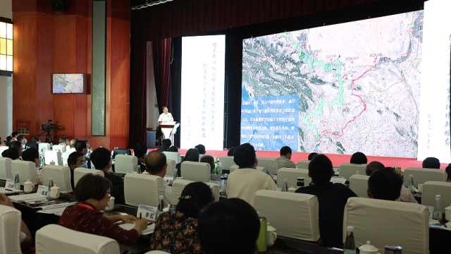 黄河流域生态保护与高质量发展生态环境高峰论坛在庆阳举行
