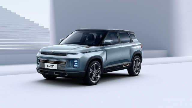 """未来科技SUV,吉利ICON实力圈粉""""后浪""""一代"""