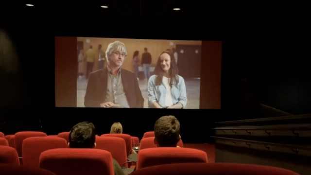探访欧洲首家复工影院:只允许网络购票,拿爆米花也有讲究