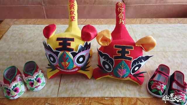 非遗文化在赤峰红山 | 龙乡绣花鞋