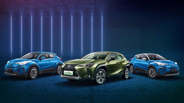 丰田要发力新能源了,快看即将进入中国的三款纯电车