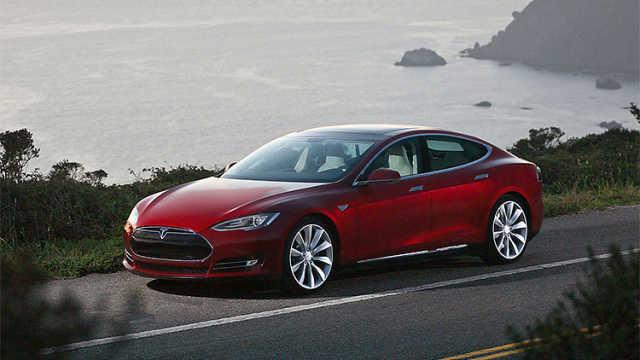 特斯拉又创纪录!Model S成首款EPA标准超400英里续