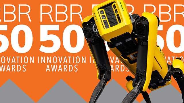 2020全球机器人TOP50名单出炉,中国仅一企业上榜