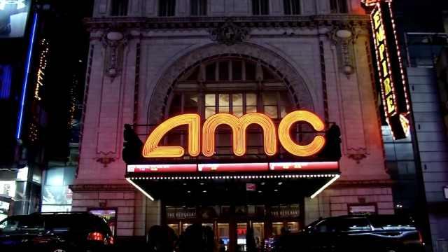 全美最大影院AMC宣布:7月24日前开放600家影院