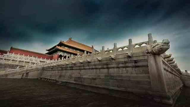 高台建筑,凝固了千年的古老记忆,佛教文化与皇家建筑的融合
