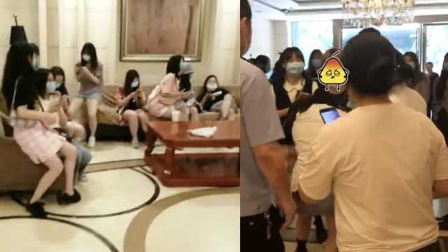 探访私生饭蹲守重庆小区:粉丝扰民曝光后人变少
