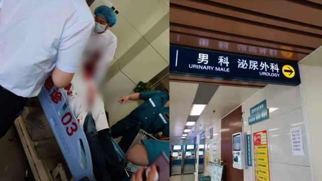 郑大一附院伤医嫌犯被刑拘:系被砍医生患者,