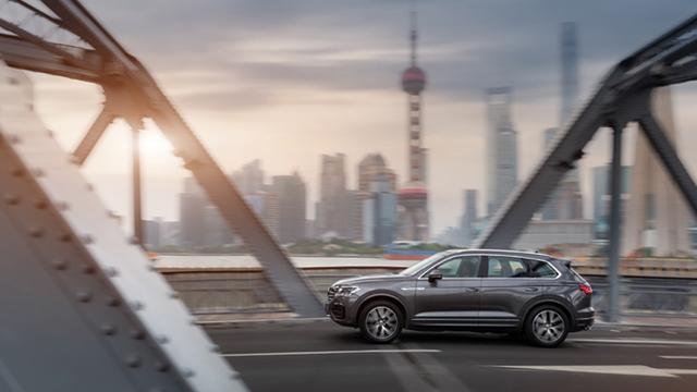 途锐,与你尽览时间上的中国 #上海#
