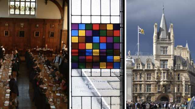 反种族歧视,剑桥大学决定移除统计学奠基人纪念窗