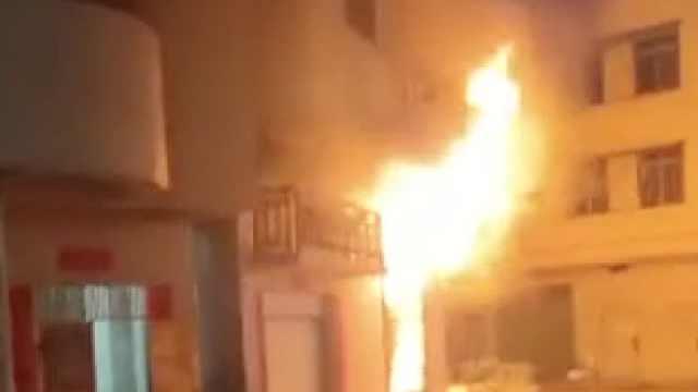 住宅楼火灾一家5口不幸遇难,最小的仅5岁