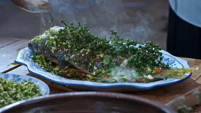 中国花椒之乡——江津,隔着屏幕都闻到香味