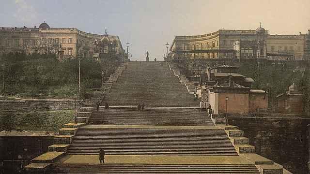 黑海传奇港口如何在19世纪战胜瘟疫?