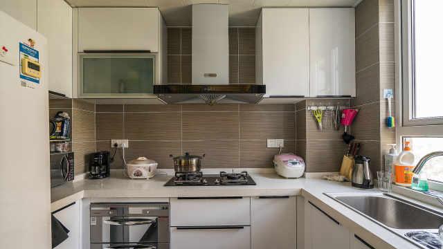 厨房太小怎么办?设计师教你5招,空间变大两倍不是问题