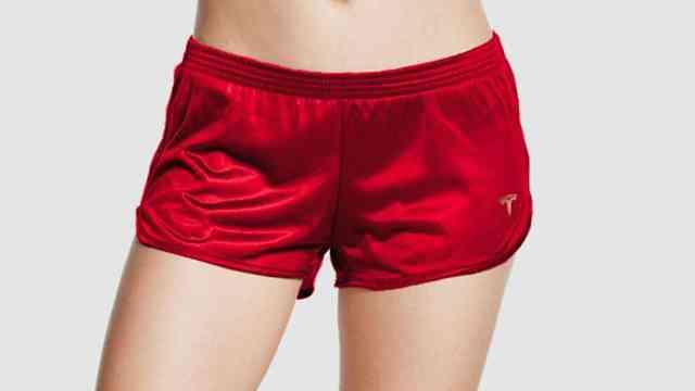 马斯克做空短裤开卖,每条售价69.42美元,讥讽做空特斯拉