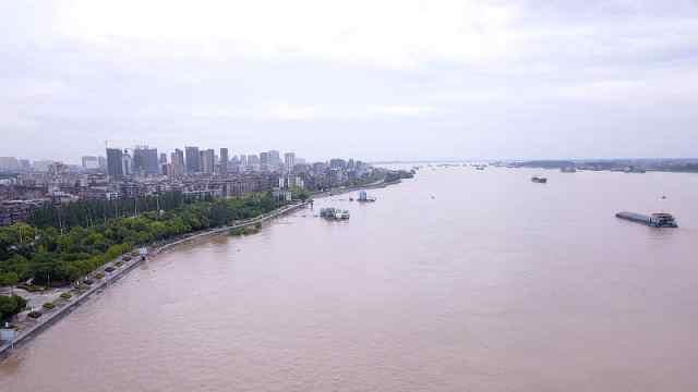 江湖荆州,防汛Ⅲ级响应下的独家航拍