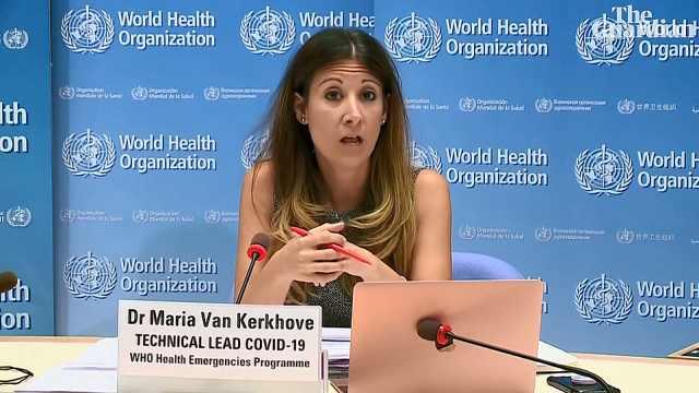 世卫:越来越多证据显示新冠病毒可通过空气传播