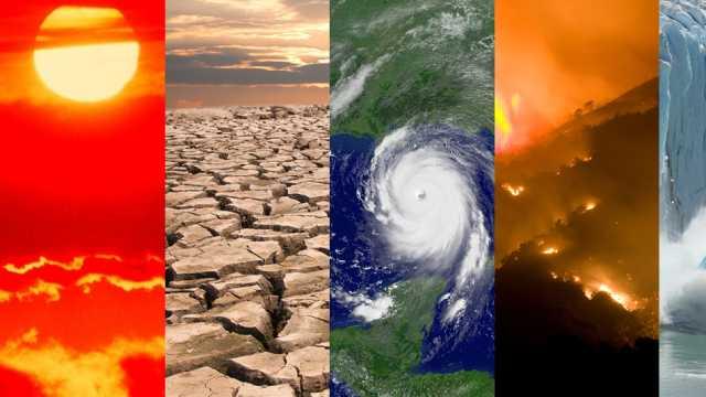 人类或迎史上最热一年,未来五年全球变暖仍将