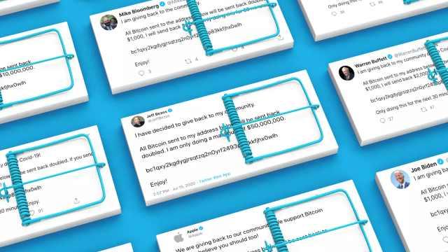 推特遭大规模黑客入侵,奥巴马、盖茨、苹果官
