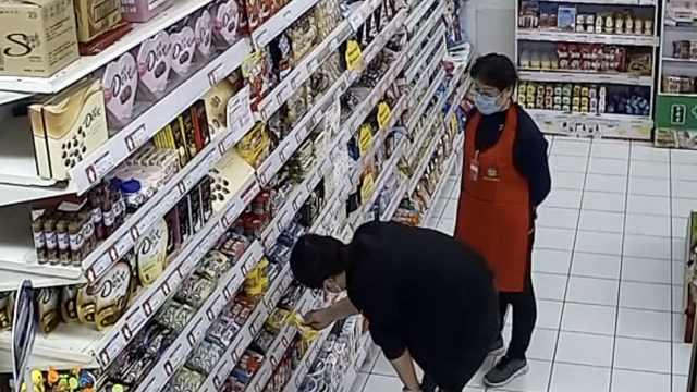 """专买超市过期商品""""维权""""获利6万元,团伙涉嫌"""