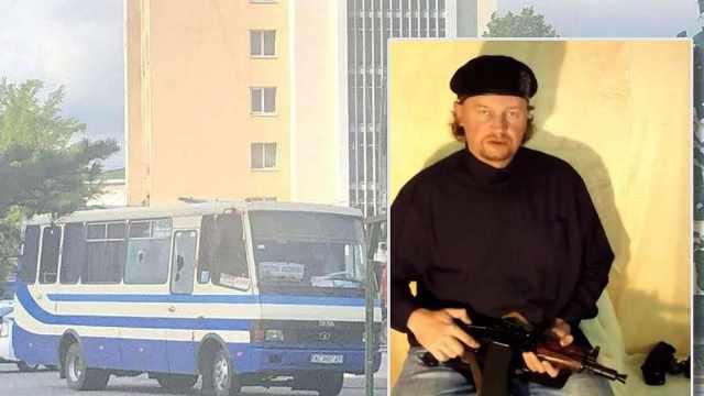 突发!乌克兰男子劫持20名公交车乘客,称携带炸药